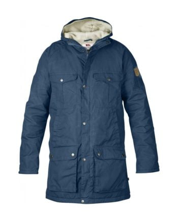 Fjällräven Greenland Winter Parka UNCLE BLUE kjøper du på SQOOP outdoor (SQOOP.no)