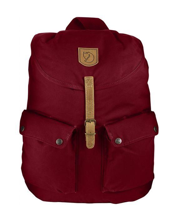 Fjällräven Greenland Backpack Large REDWOOD kjøper du på SQOOP outdoor (SQOOP.no)