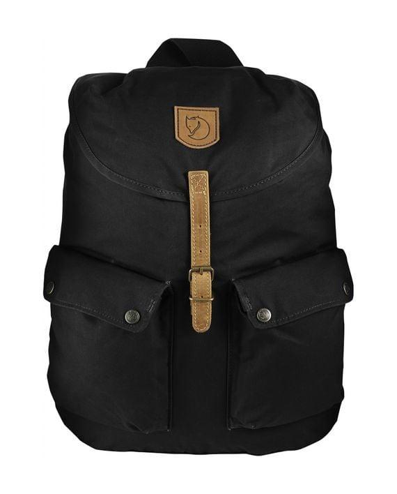 Fjällräven Greenland Backpack Large BLACK kjøper du på SQOOP outdoor (SQOOP.no)