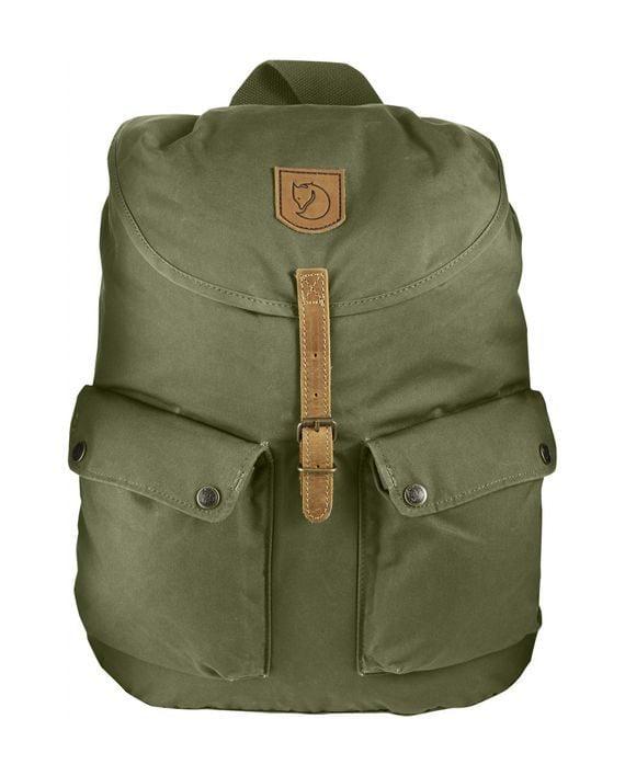 Fjällräven Greenland Backpack Large GREEN kjøper du på SQOOP outdoor (SQOOP.no)