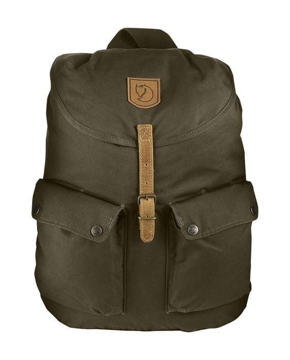 Fjällräven Greenland Backpack Large DARK OLIVE kjøper du på SQOOP outdoor (SQOOP.no)