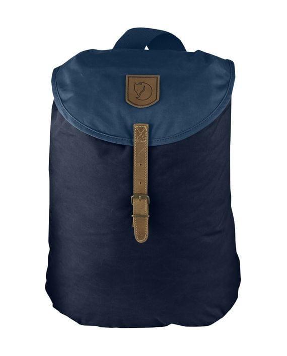Fjällräven Greenland Backpack Small DARK NAVY-UNCLE BLUE kjøper du på SQOOP outdoor (SQOOP.no)