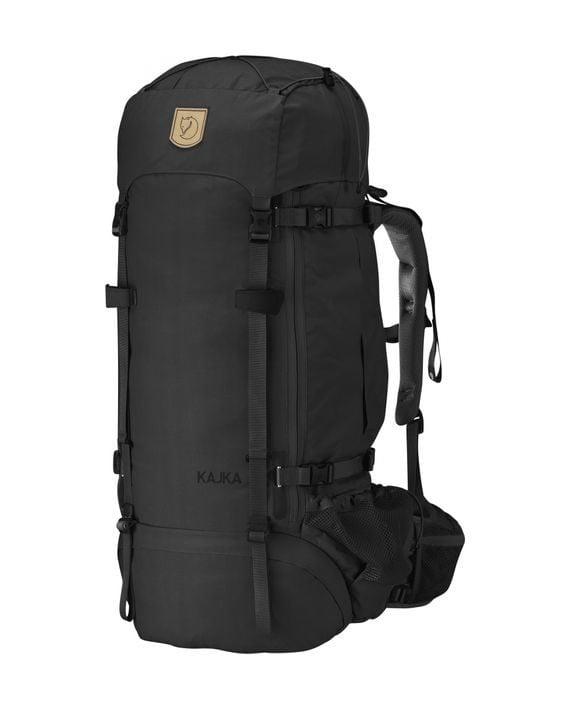 Fjällräven Kajka 85 BLACK kjøper du på SQOOP outdoor (SQOOP.no)