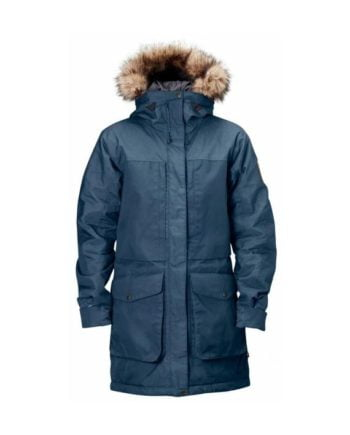 Fjällräven Barents Parka W. UNCLE BLUE kjøper du på SQOOP outdoor (SQOOP.no)