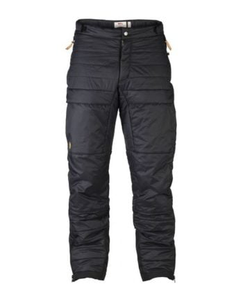 Fjällräven Keb Touring Padded Trousers M BLACK kjøper du på SQOOP outdoor (SQOOP.no)