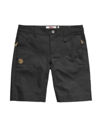 Fjällräven Kids Abisko Shade Shorts DARK GREY kjøper du på SQOOP outdoor (SQOOP.no)