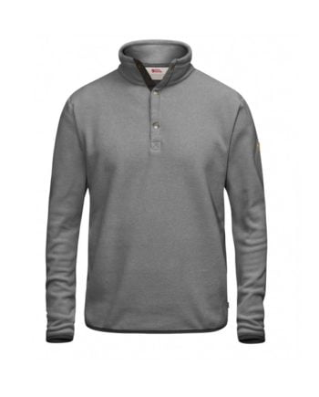 Fjällräven Övik Fleece Sweater M GREY kjøper du på SQOOP outdoor (SQOOP.no)