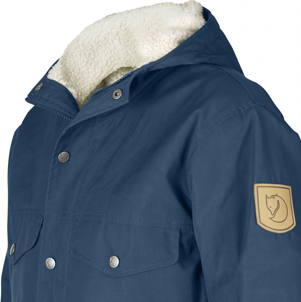 95ba53ba Fjällräven Greenland Winter Jacket W. DARK OLIVE kjøper du på SQOOP outdoor  (SQOOP.