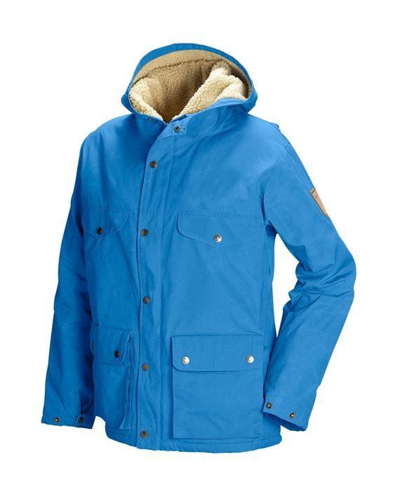 395bb001 Fjällräven Greenland Winter Jacket W. UN BLUE kjøper du på SQOOP outdoor  (SQOOP.
