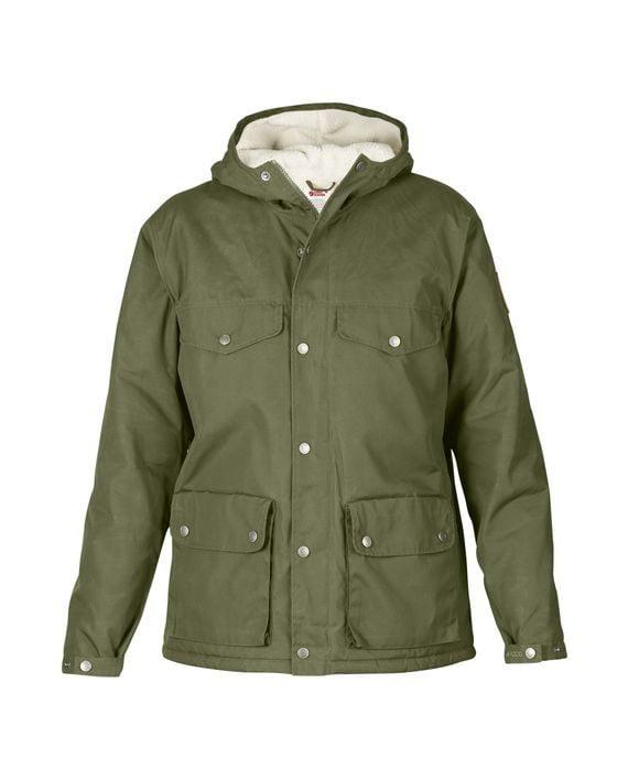 Fjällräven Greenland Winter Jacket W Green XXS