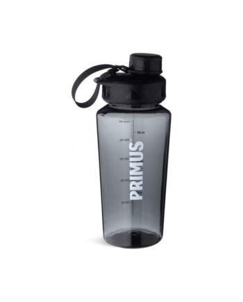 Primus Drikkeflaske TrailBottle 0.6L Tritan Black  kjøper du på SQOOP outdoor (SQOOP.no)