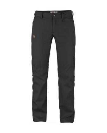Fjällräven Abisko Shade Trousers W DARK GREY kjøper du på SQOOP outdoor (SQOOP.no)