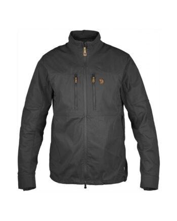 Fjällräven Abisko Shade Jacket M DARK GREY kjøper du på SQOOP outdoor (SQOOP.no)