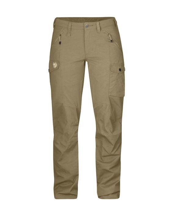 Fjällräven Nikka Trousers W SAND kjøper du på SQOOP outdoor (SQOOP.no)