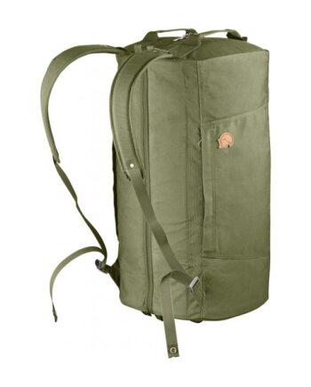Fjällräven Splitpack Large Reiseduffelbag ca 55 ltr GREEN kjøper du på SQOOP outdoor (SQOOP.no)