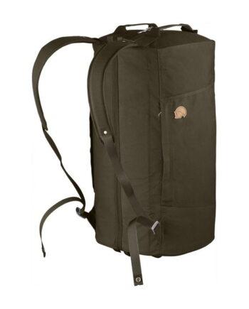 Fjällräven Splitpack Large Reiseduffelbag ca 55 ltr DARK OLIVE kjøper du på SQOOP outdoor (SQOOP.no)