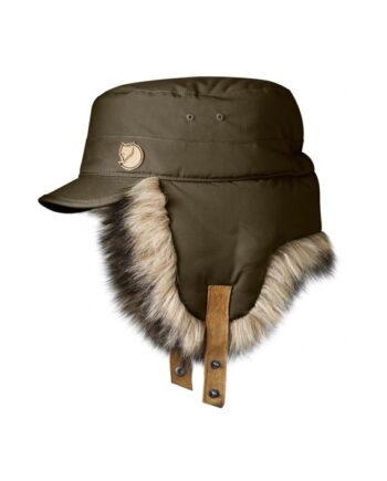 Fjällräven Woodsman Cap DARK OLIVE kjøper du på SQOOP outdoor (SQOOP.no)