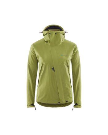 Klättermusen Allgrön Jacket W's kjøper du på SQOOP outdoor Norway - SQOOP.no