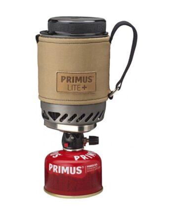 Primus Lite Plus Dark Olive  kjøper du på SQOOP outdoor (SQOOP.no)