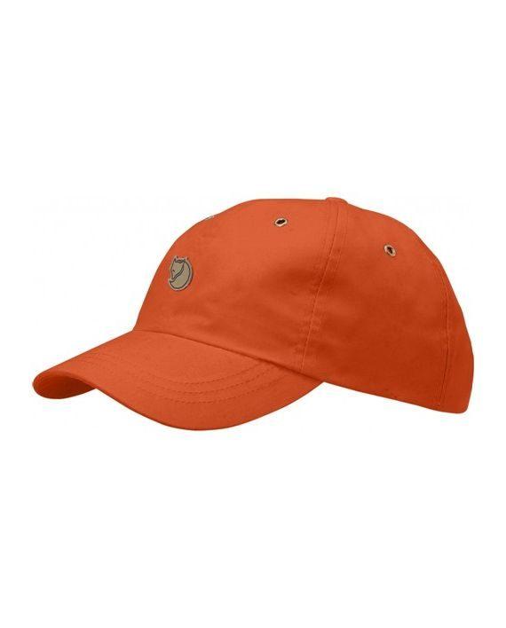 Fjällräven Helags Cap (Flere farger) FLAME ORANGE kjøper du på SQOOP outdoor (SQOOP.no)