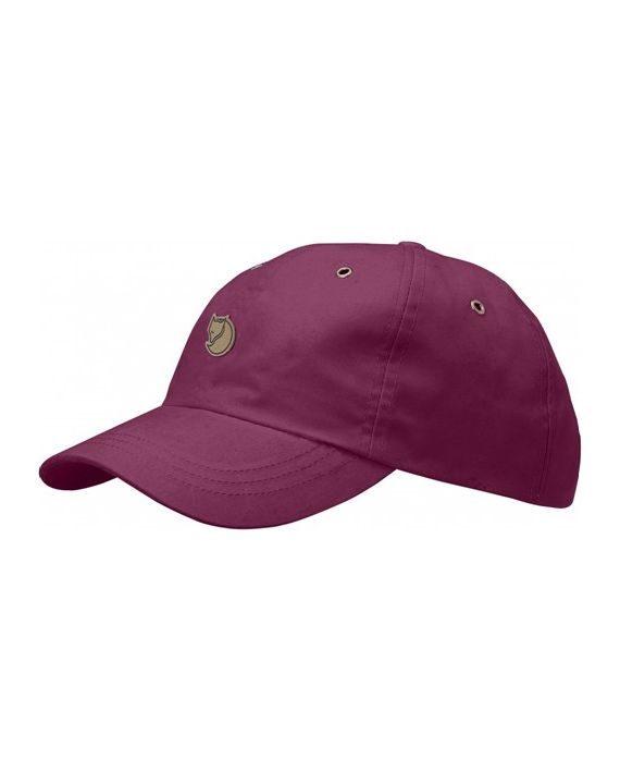 Fjällräven Helags Cap (Flere farger) PLUM kjøper du på SQOOP outdoor (SQOOP.no)