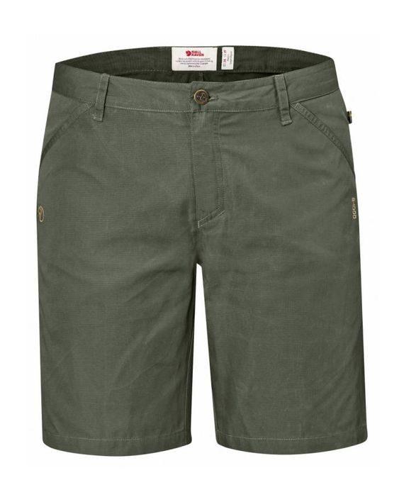 Fjällräven High Coast Shorts W MOUNTAIN GREY kjøper du på SQOOP outdoor (SQOOP.no)