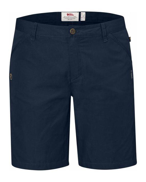 Fjällräven High Coast Shorts W NAVY kjøper du på SQOOP outdoor (SQOOP.no)