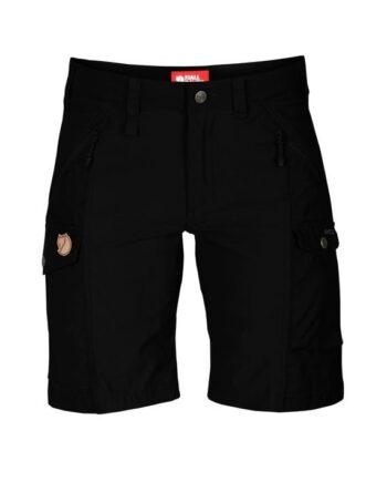 Fjällräven Nikka Shorts W BLACK kjøper du på SQOOP outdoor (SQOOP.no)