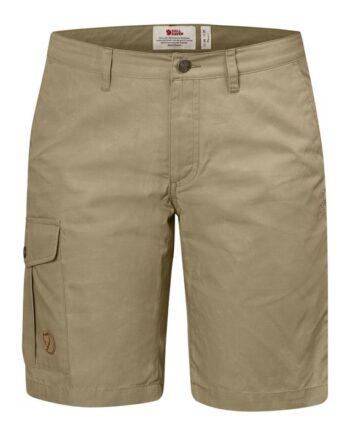 Fjällräven Övik Shorts W SAND kjøper du på SQOOP outdoor (SQOOP.no)