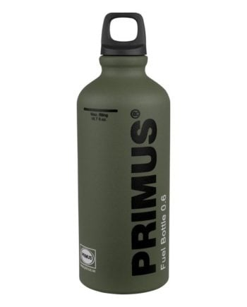 Primus Fuel Bottle 0.6L Green  kjøper du på SQOOP outdoor (SQOOP.no)