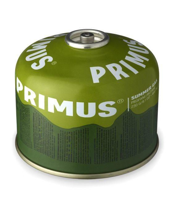Primus Summer Gas 230g  kjøper du på SQOOP outdoor (SQOOP.no)
