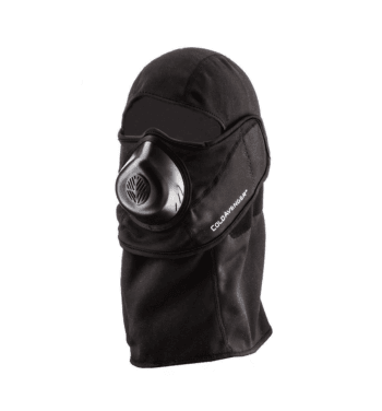 SQOOP-outdoor-ColdAvenger Expedition balaklava Black