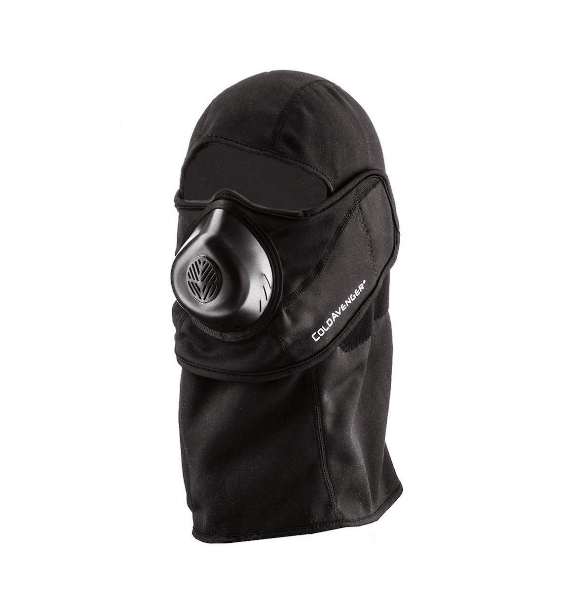 SQOOP-outdoor-ColdAvenger Expedition balaklava Black