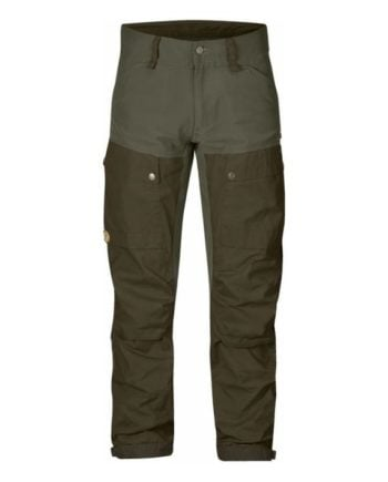 Fjällräven Keb Trousers Regular M DEEP FOREST-LAUREL GREEN kjøper du på SQOOP outdoor (SQOOP.no)