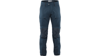 Fjällräven Keb Touring Trousers M Reg STORM-NIGHT SKY kjøper du på SQOOP outdoor (SQOOP.no)