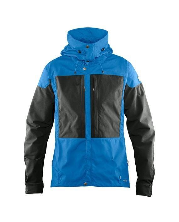 Fjällräven Keb Jacket M UN BLUE-STONE GREY kjøper du på SQOOP outdoor (SQOOP.no)