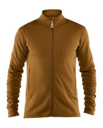 Fjällräven Keb Wool Sweater M ACORN kjøper du på SQOOP outdoor (SQOOP.no)