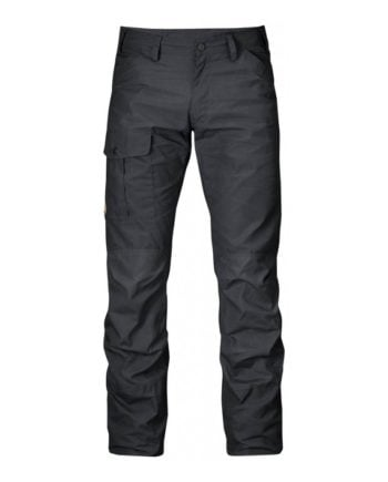 Fjällräven Nils Trousers M - Long DARK GREY kjøper du på SQOOP outdoor (SQOOP.no)