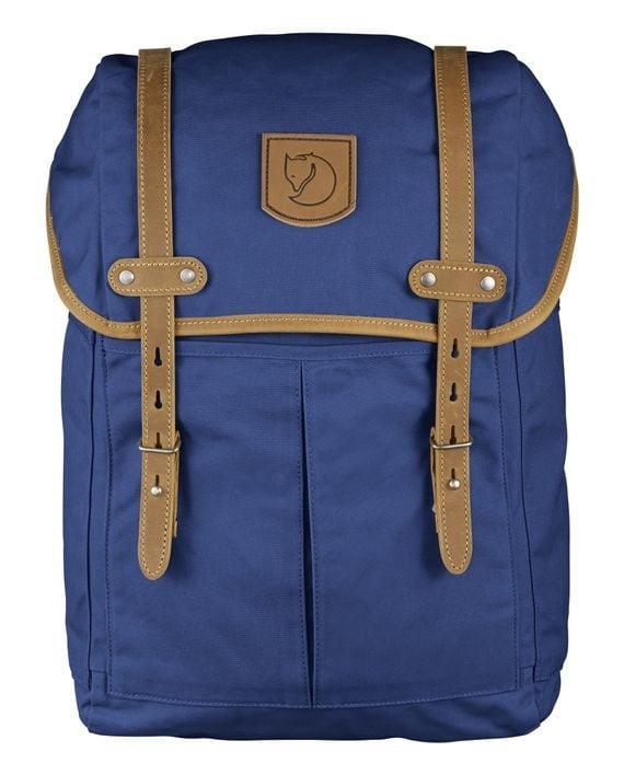 Fjällräven Rucksack No. 21 Medium DEEP BLUE kjøper du på SQOOP outdoor (SQOOP.no)