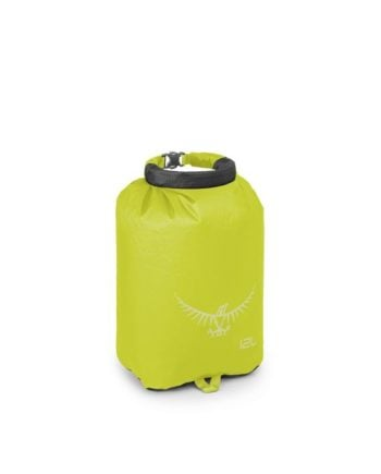 Ultralight DrySack 12 Electric Lime