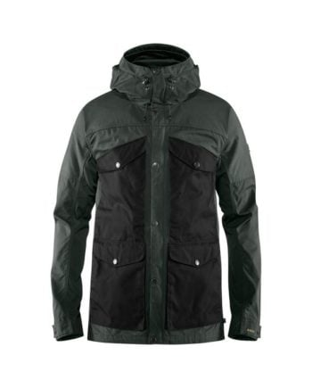 Fjällräven Vidda Pro Jacket M DARK GREY-BLACK kjøper du på SQOOP outdoor (SQOOP.no)