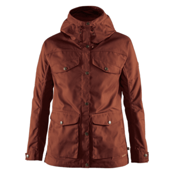 Fjällräven Vidda Pro Jacket W AUTUMN LEAF kjøper du på SQOOP outdoor (SQOOP.no)