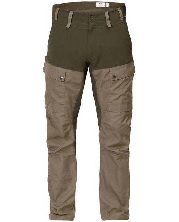 Fjällräven Lappland Hybrid Trousers W TAUPE kjøper du på SQOOP outdoor (SQOOP.no)