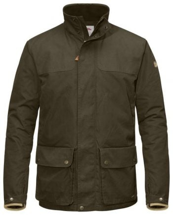 Fjällräven Sörmland Padded Jacket M DARK OLIVE kjøper du på SQOOP outdoor (SQOOP.no)