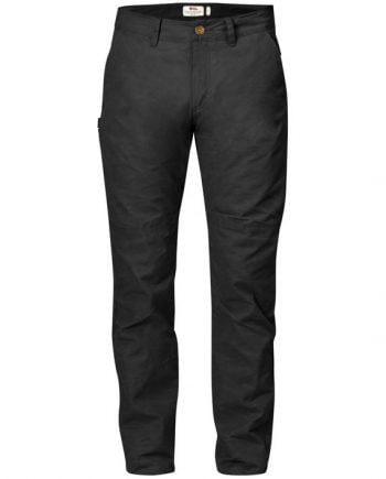 Fjällräven Sörmland Tapered Trousers M DARK GREY kjøper du på SQOOP outdoor (SQOOP.no)