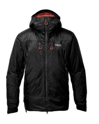 Rab Photon PRO Jacket Black kjøper du på SQOOP outdoor (SQOOP.no)