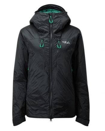 Rab Photon PRO Jacket W Black kjøper du på SQOOP outdoor (SQOOP.no)