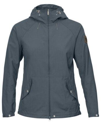 Fjällräven Greenland Wind Jacket W DUSK kjøper du på SQOOP outdoor (SQOOP.no)