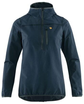 Fjällräven Bergtagen Stretch Half Zip W MOUNTAIN BLUE kjøper du på SQOOP outdoor (SQOOP.no)