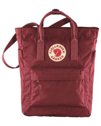 Fjällräven Kånken Totepack OX RED kjøper du på SQOOP outdoor (SQOOP.no)